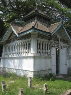 Makam Y.M. Orang Kaya-Kaya Dato' Adika Mohamed Salleh