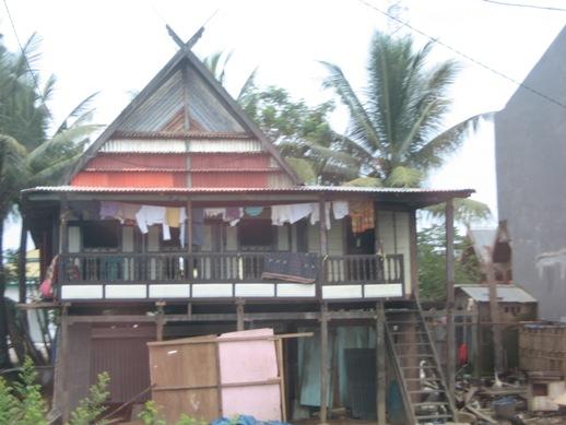 Bentuk Bumbung Rumah